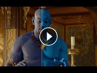 Aladdin 2019: New Flavors of Genie Behind the Scenes Movie