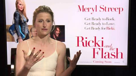 Ricki and the Flash: Mamie Gummer on the story
