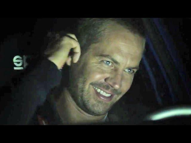 Fast & Furious 7 | FIRST LOOK Plane Drop (2015) Paul Walker Vin Diesel