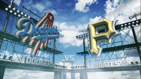 MLB on FOX Sports 1: Dodgers vs. Pirates & Cardinals vs. Brewers