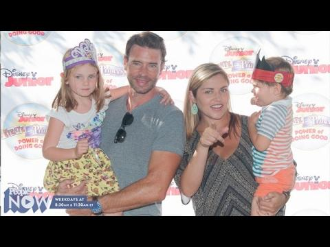 """Scandal"" star Scott Foley says he will do anything for his kids 