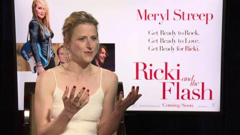 Ricki and the Flash: Mamie Gummer what Audiences will take away