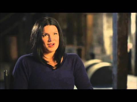 "Deadpool: Gina Carano ""Angel Dust"" Behind the Scenes Movie Interview"