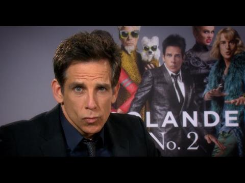 Ben Stiller & Owen Wilson about Zoolander 2, fashion and the male brain