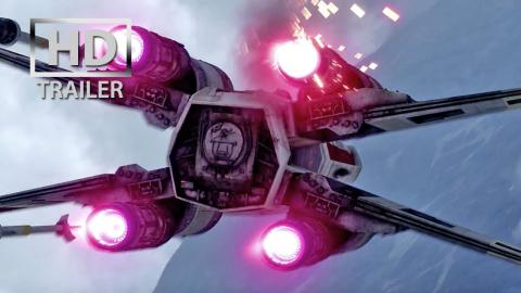 Star Wars Battlefront Fighter Squadron Mode | official gameplay trailer (2015) Gamescom