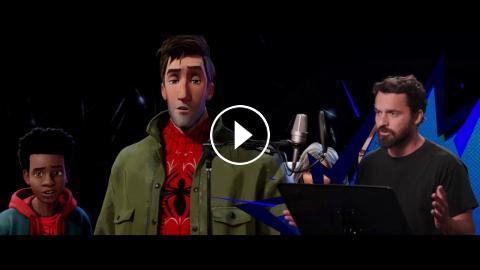 SPIDER-MAN: Into The Spider-Verse: Jake Johnson