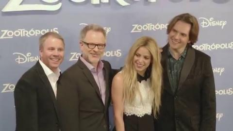Zootopia:: Barcelona Red Carpet Movie Premiere Highlights with Shakira