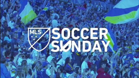 MLS: New York Red Bulls vs. New York City FC