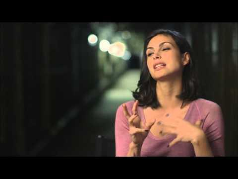 "Deadpool: Morena Baccarin ""Vanessa"" Behind the Scenes Movie Interview"