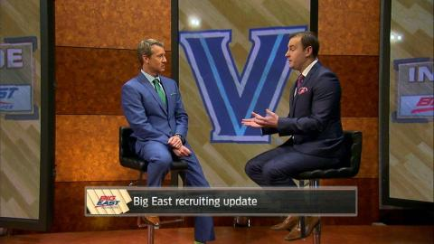 Inside the BIG EAST's recruiting rankings