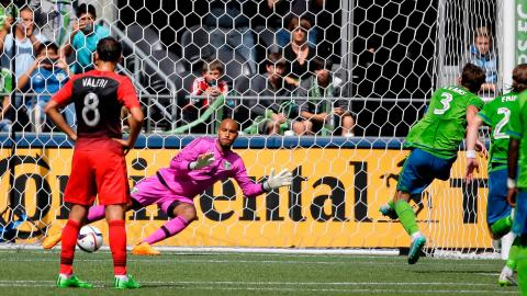 Highlights: Seattle Sounders 2-1 Portland Timbers