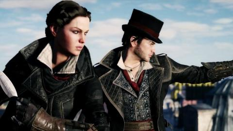 Assassins Creed Syndicate | Evie & Jacob Frye official trailer (2015) Gamescom