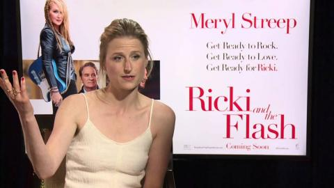 Ricki and the Flash: Mamie Gummer on her Character