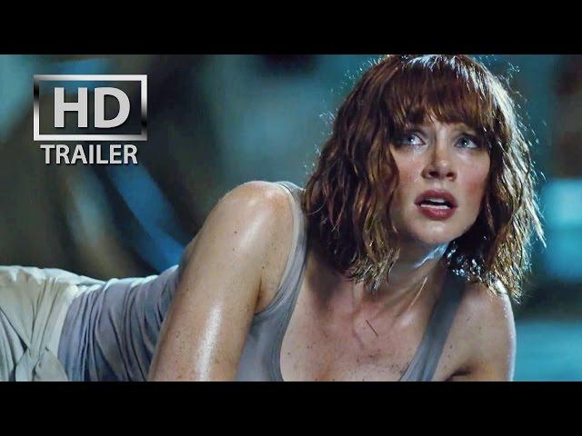 Jurassic World - The Park Is Open June 12 | official trailer (2015) Chris Pratt