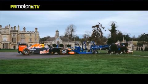 Material Completo! The F1 Scrum with Daniel Ricciardo and Bath Rugby Club by PRMotor TV Channel