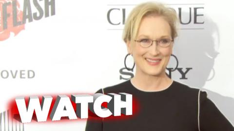 Ricki and The Flash: Cast Arrivals at Red Carpet Movie Premiere - Meryl Streep