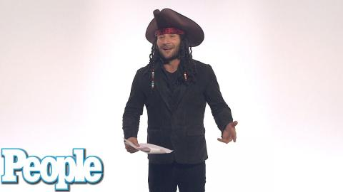Why Zach McGowan Is Our Sexy Man of the Week: That Deep Voice and Those Pirate Impressions | PEOPLE