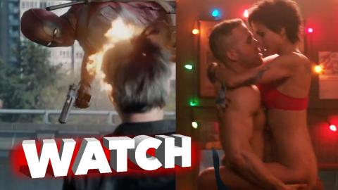 Deadpool: NSFW Red Band Trailer - Ryan Reynolds, Violence, Nudity, Action, Comic Book