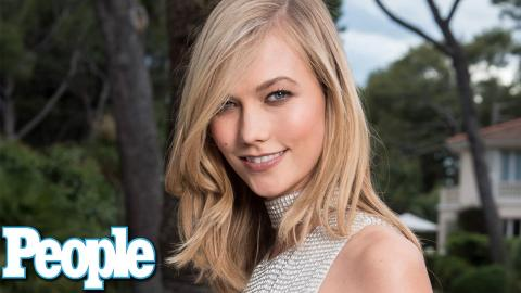 The Surprising Thing Karlie Kloss Always Has In Her Clutch | Celeb Style | PEOPLE