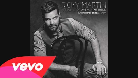 Ricky Martin - Mr. Put It Down (Noodles Remix - Dub Mix) [Cover Audio] ft. Pitbull