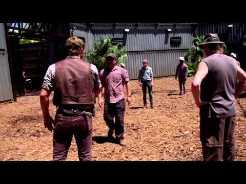 Jurassic World | learning to whistle - Chris Pratt Diary (2015)
