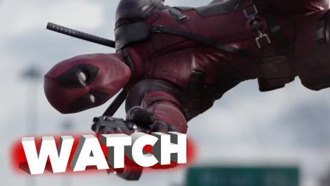 Deadpool: First Trailer - Ryan Reynolds Comic Book Movie