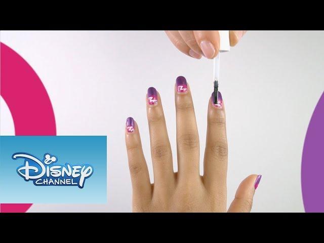 Disney Style Nail Art Stan El Perro Bloguero Disney Style