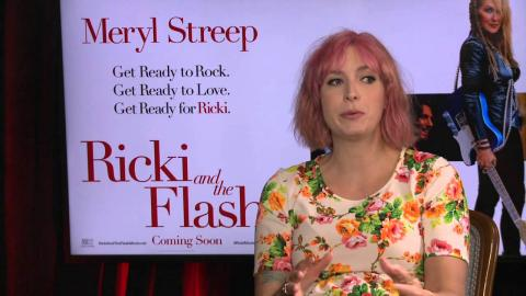 Ricki and the Flash: Writer Diablo Cody on DirectorJonathan Demme