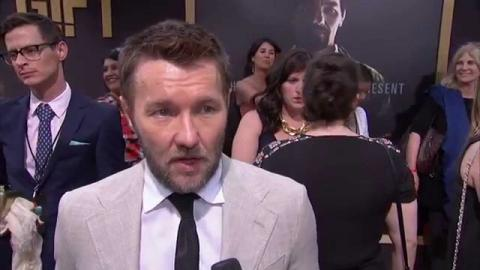 "The Gift: Director Joel Edgerton ""Gordo"" Red Carpet Movie Premiere Interview"