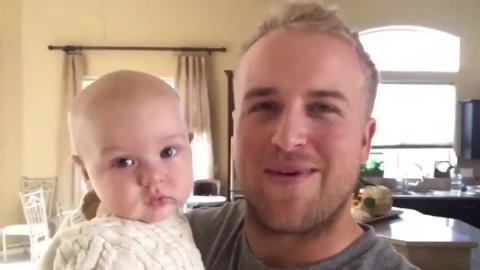 Matt Barkley celebrates Thanksgiving with his adorable son - 'PROcast'