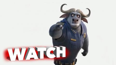Zootopia: I am Watching You
