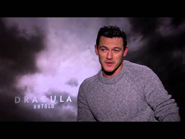 "Dracula Untold: Zach McGowan ""Shkelgim"" Movie Premiere ..."