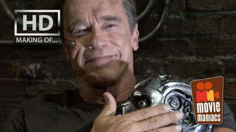 Terminator Genisys  - Arnold Is Back | official featurette (2015) Arnold Schwarzenegger