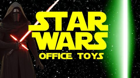 Star Wars Office Toys