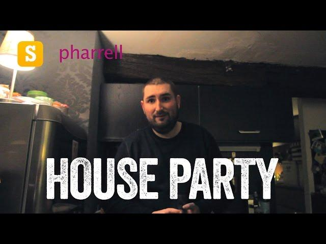 French Pharrell's House Party