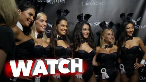 The Transporter: Refueled: Playboy Premiere Atmosphere