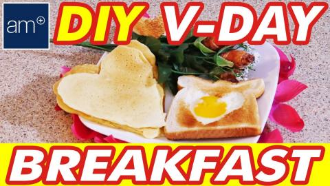 Ultimate DIY Valentine's Day Breakfast!