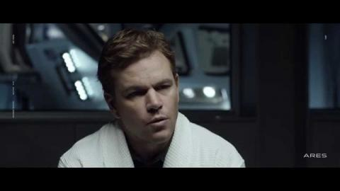 The Martian: Ares 3 Crew Interviews - Viral Video, Matt Damon, Jessica Chastain