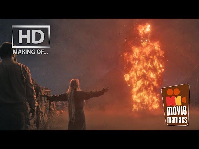 Mara und der Feuerbringer | Fantasy & Visual Effects featurette (2015)